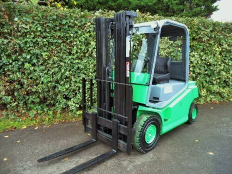 Cesab LPG used forklifts