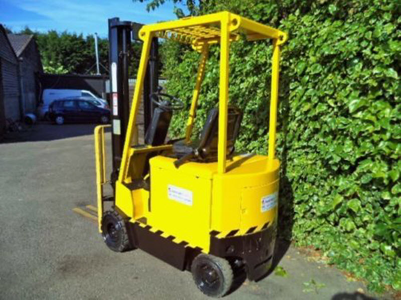 Hyster-Electric-forklift-truck-2