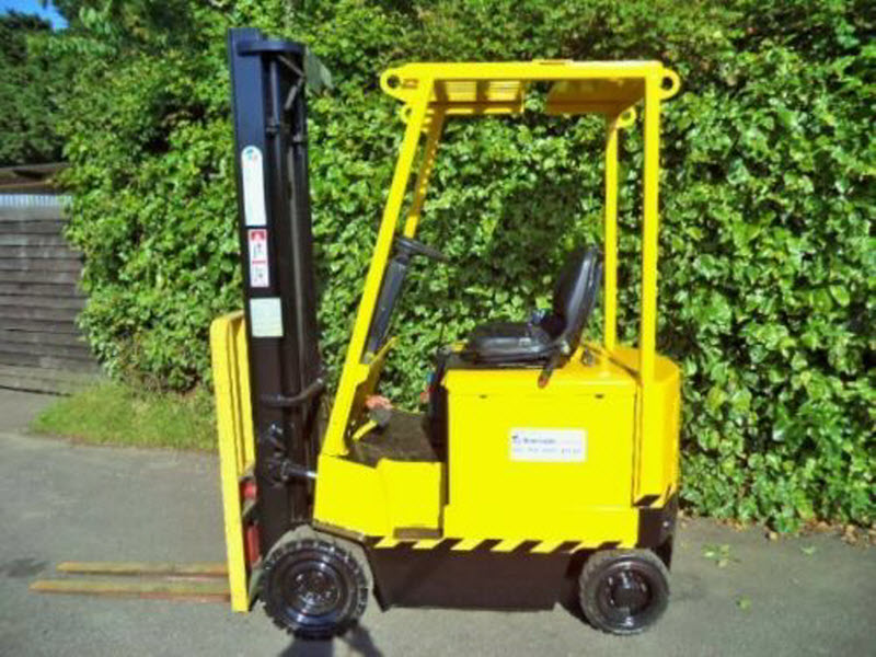 Hyster-Electric-forklift-truck