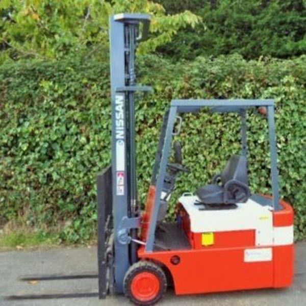 Nissan-Electric-Forklift-Truck-1-8-ton used forklift