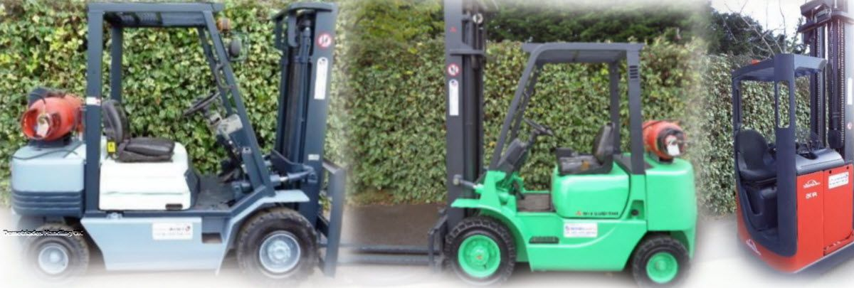 Used Forklifts & Linde Parts