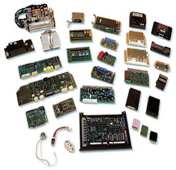 Electronic Cards Controllers parts
