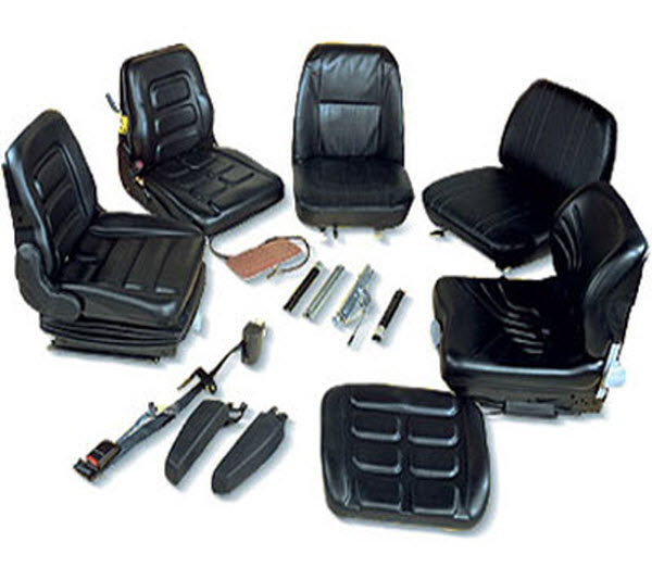 Seats-forklifts